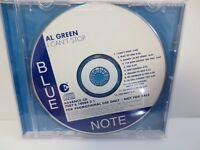 AL GREEN ~ I CAN'T STOP ~ RARE PROMO ~ BLUE NOTE ~ 2003 CD