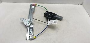 VAUXHALL CORSA E RIGHT FRONT WINDOW REGULATOR WITH MOTOR 13447039