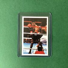 1987 Mike Tyson ROOKIE Card A Question Of Sport - Great Condition