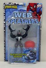 Amazing Spider-Man Web Splashers Ocean Battle Venom ToyBiz  NIP 4+ 2006 S170-5