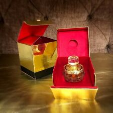 RARE Vintage YSL Yvresse Champagne Pure Perfume Parfum 7.5ml Splash Bottle