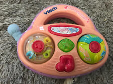soft singing radio in Pink From Vtech