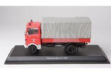 """SCHUCO 03527 1/43 Mercedes-Benz LP608 """"Feuerwher"""""""