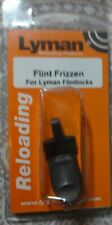New listing Lyman Flint Frizzen Flintlock 6030182 great plains rifle deerstalker tradeGpr