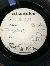 "JENGHIZ KHAN ""well cut"" 70 TEST PRESSING HOLY GRAIL Psych Prog"