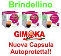 96 CAPSULE CIALDE CAFFE GIMOKA PURO INTENSO COMPATIBILI NESCAFE DOLCE GUSTO