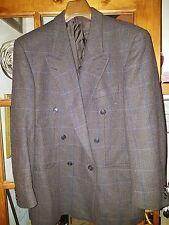 """Konen for Robert Old & Co - Gents Jacket - Chest 44"""" - Brown Herringbone"""