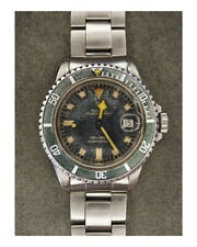 Tudor Submariner Snowflake 9411/0 - Rolex Oyster Band 7836 - Patina, unpolished