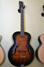 Vintage 1960's Harmony H950 Monterey Leader Archtop Guitar