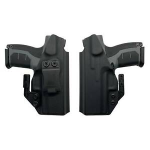 Fits BYRNA HD Gun IWB Holster with Mod Wing Dual Sweat Guard (Colors Available!)