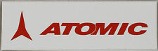 Atomic Alpine Sticker, Alpine skiing, Nordic skiing, ski wear. decal