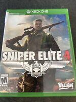Sniper Elite 4 (Xbox One, 2017)