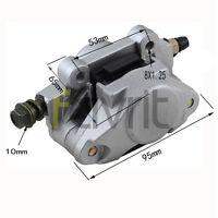 Hydraulic Rear Disc Brake Caliper System Pad 150cc 250cc Bull Quad Dirt Bike ATV