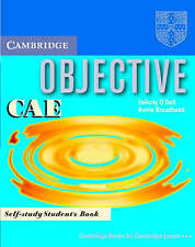 Objective CAE Self-study Student's Book-ExLibrary