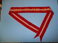st35 US Army  Streamer Revolutionary War Long Island 1776