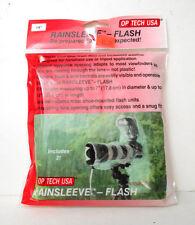OP/TECH Rainsleeve-Flash (2 pack)