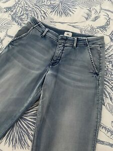 Just Jeans Amaze Chino Pant Mid Rise Ankle Length Jeans Size 9