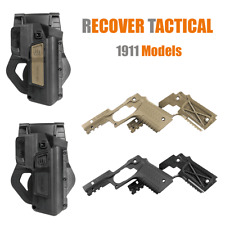 Recover Tactical Level 1 / Level 2 Holster & CC3H Grip Panel For 1911 Models
