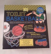 Jack The Lad Toilet Basketball-Slam Dunk!