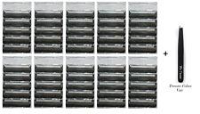Gillette Atra Plus Razor Blade Cartridges, Bulk Packaging, 50 Count + Tweezer