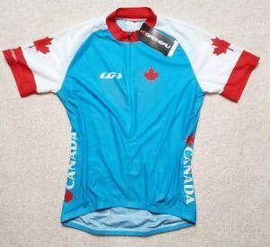 Louis Garneau Men's Equipe Pro Replica 2 Cycling Jersey Canada Large