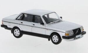 Brekina PCX870117 Volvo 240 weiss, 1989, H0, Neu 2021