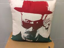 breaking bad walter white cushion cover 18 x 18 inch