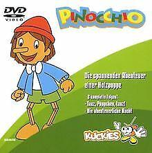 Pinocchio - Kuckies 2 | DVD | Zustand sehr gut