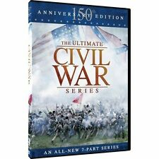 The Ultimate Civil War Series (DVD, 2012, 2-Disc Set) 7 Part Series
