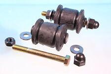 VW T3 Querlenker: 1 Satz Gummilager ( Buchsen ) hinten mit  Befestigungsmaterial