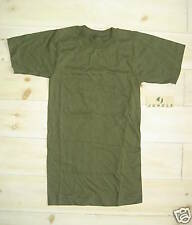 Genuine US Army 100% Cotton Green Crew Neck T-Shirt - Size XXS  - NEW