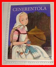CENERENTOLA Fiaba illustrata da J. Guyot PERUZZO EDITORE