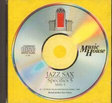 Music House(CD Album)Jazz Sax: Specific 5-VG
