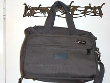 TRAVELPRO PLATINUM II DARK GRAY SHOULDER DUFFLE TOTE CARRY-ON
