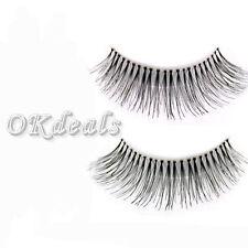 5 Pairs Fashion Cross Eye Lashes Extension Makeup Long False Eyelashes Makeup