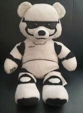 "Build a Bear The Force Awakens White Stormtrooper Stuffed/Plush- 18"" Please Read"