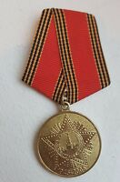 60 Years of the Victory in Postsoviet Russian Military Medal