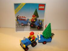 LEGO LEGOLAND VINTAGE 6647 : HIGHWAY REPAIR  + INSTRUCTION 1980