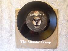 "IRONHORSE SWEET LUI-LOUISE SCOTTI BROTHER RECORDS 7"" IMPORT VINYL SINGLE - BTO"
