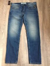 Mens Replay Jeans Anbass Hyperflex 31 X 34 Slim Fit Nes Authentic