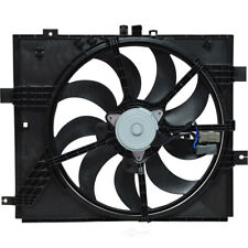 Dual Radiator and Condenser Fan Assembly-Sense, Auto Trans, 4 Speed Trans UAC