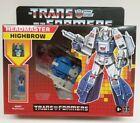TRANSFORMERS ~ Headmaster Highbrow ~ Reissue ~ Autobot ~ Hasbro