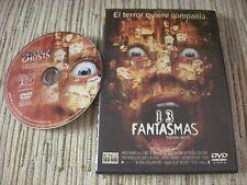 DVD PELíCULA 13 FANTASMAS THIRTEEN GHOSTS PAUL BETTANY  USADO BUEN ESTADO
