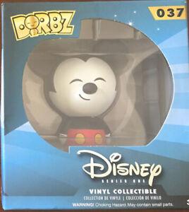 Dorbz Disney Series One Vinyl Sugar Collectible #037 Mickey Mouse Funko Pixar