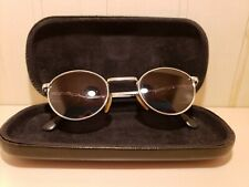 DKNY Sunglasses with Black Leather Case