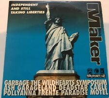 MELODY MAKER 1997 CD Garbage The Wildhearts Ash Symposium Paradise Motel Cable