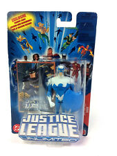"Dove Justice League Unlimited 4.5"" Poseable Action Figure (New)"