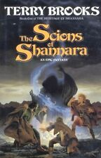TERRY BROOKS THE SCIONS OF SHANNARA HARDCOVER 1ST EDITION BRAND NEW RARE OOP