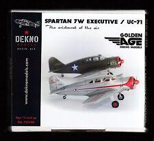 ga7201/ DEKNO Models - Spartan 7W Executiv - UC-71 - Resin - 1/72 - TOPP MODELL