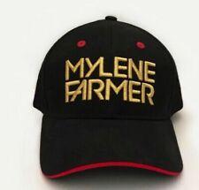Casquette Mylène Farmer Officiel  MERCHANDISNG 2019